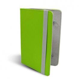 Funda de Tablet 7 Tipo Libro Adaptable A Todas Las Tablets de 7 Color Verde Left07G