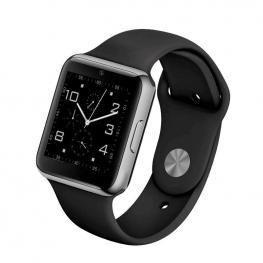 Smartwatch Leotec Pulse Negro - Pantalla 1.54/3.91Cm Ips Tactil - Pulsometro - Sim 2G - Bt - Camara 0.3Mp - Microfono+Altavoz - Android / Ios