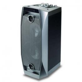 Altavoz Conceptronic Bluetooth Disco 20W Reproduce Mp3 Desde Usb/microsd Luces Led Mando A Distancia Incluye Micro y Funcion Karaoke