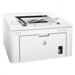 Impresora Laser Monocromo Hp Laserjet Pro M203Dw 28Ppm 1200X1200 Ppp Eprint Duplex Wifi Lan Bandeja 250Hojas  Toner 30A