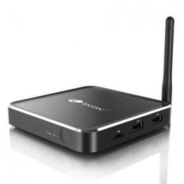 Android Tv Box Leotec Letvbox04 - 4K - Oc 2Ghz - 16Gb - 2Gb Ram - Hdmi - Lan - Wifi Dual - Bt - Micro Sd- Android 6 - Mando A Distancia