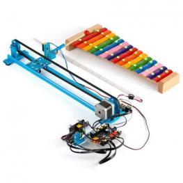Robot Musical Spc Makeblock Xilofono - 3 Modos de Interaccion - Software Musicbot / Arduino - Incluye Xilofono