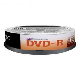 Dvd-R  16X  Spindle 10 Pcs     Supl