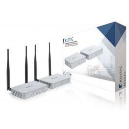 Hdmi Extensor Inalambrico - Wireless Hasta 100 Mts (Con 3D) 1080P