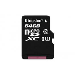 64Gb Microsdhc Uhs-I Class 10  Ext