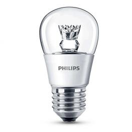 Bombilla Led E27 4W Philips Luz Blanca Calida Equivale A 25W 250Lm