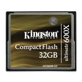 32Gb Ultimate Compactflash     Mem