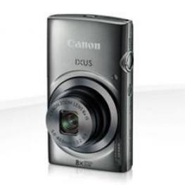 Ixus 165 Silver Essentials Kit Cam