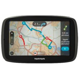 Tomtom Go 51 - Navegador Gps - 8 Gb Flash