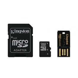 Kingston Micro Sd/16Gb Multi-Kit /mobility-Ki