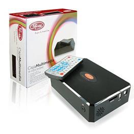 Caja Multimedia 3Free Sata Hdmi 1080P 3F Hd3.5Hdmi