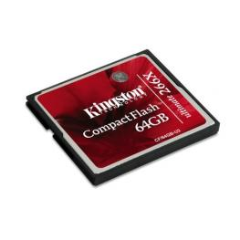 64Gb Ultimate Compactflash 266Xmem