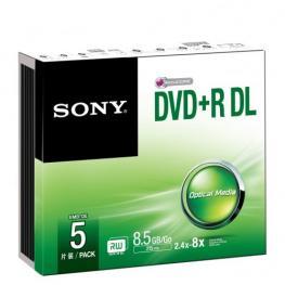 Dvd+R  Doub Layer Slim Case    Supl