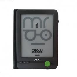 6 E-Ink Pvi E-Reader Fl + Music Player + Ebook Case Included