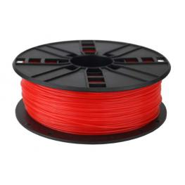 Abs Filament  Fluorescent Red, 1.75 Mm, 1 Kg