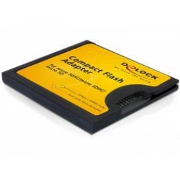 Adaptador de Micro Sd A Compact Flash