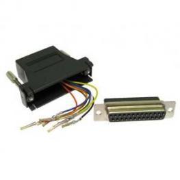 Adaptador Modular Rj45-Db25 H