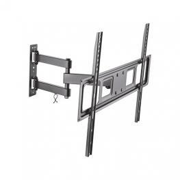 Aisens - Soporte Eco Giratorio, Inclinable y Nivelable Para Monitor/tv 35Kg de 37-70, Negro
