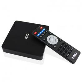 Android Smart Tv Box, 8Gb, 2Gb de Ram, Quad Core 2Ghz Up To 64 Bits, Android 6.0, Spmc / Youtube / Netflix / Cloud Tv