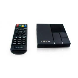 Android Smart Tv Box, Quad Core 1.5Ghz, 2Gb Ddr3, 16Gb Internos, Android 8.1, 4K y Hdmi 2.0, Codec H265