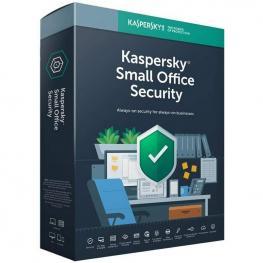 Antivirus Kaspersky Small Office Security 7 - 10 Dispositivos / 1 Servidor - 1 Año - No Cd