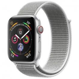 Applewatch S4 Gps 40Mm Silver  Accs