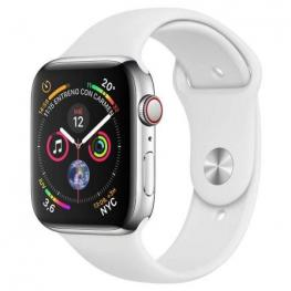 Applewatch S4 Gps40Mm Silver   Accs