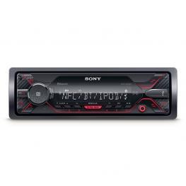 Autoradio Sony Dsx-A410Bt bluetooth Mega Bass Ipod Usb Aux Conexión Bluetooth Doble, Nfc, Ecualizador de 10 Bandas