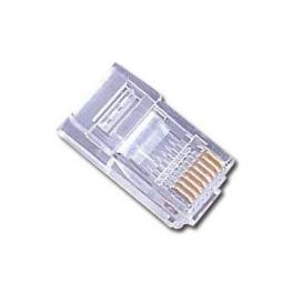 Bolsa de 100 Conectores Rj45  8P8C  6  Cat- 5E