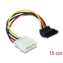 Cable Adaptador Aliment. Sata Hd L-Form
