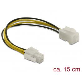 Cable de Corriente 4P M/f