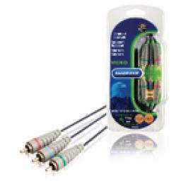 Cable de Vídeo Componente 5.0 M