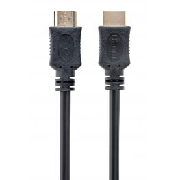 Cable Hdmi High Speed With Ethernet 0.5Mt Serie Eco