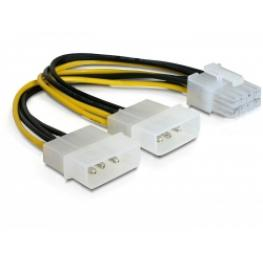 Cable Pci Express.2X5+1X8Pol