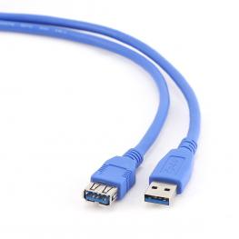Cable Prol.Usb 3.0 Tipo A M/h 1.8Mt