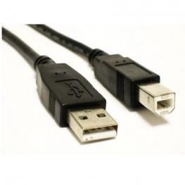Cable Usb 2.0 Tipo A - B  1M