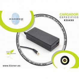 Cargador Especifico Compatible Con Samsung  19V – 4.74A 5.5 * 3Mm (Pin Central)