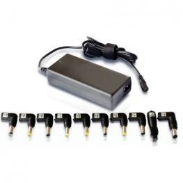 Cargador Universal de Portátil Leotec - 120W - Automático - Voltaje Salida 12-20V - 10 Conectores - Alta Eficiencia