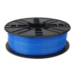 Carrete Azul Fluorescente Pla  1.75 Mm, 1 Kg