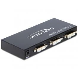 Delock Dvi Splitter 2 Port