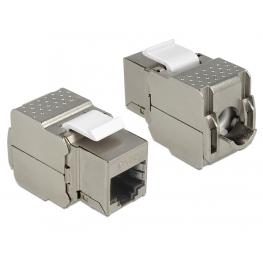 Delock Keystone Module Rj45 Female  Lsa Cat.6