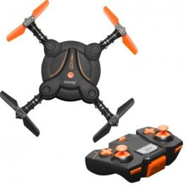 Dron Denver Dch-200 - 20Cm Diámetro - 4 Canales / 6 Ejes - Función Gyro 360º - Cámara 0.3Mpx - Batería 300Mah - Mando Control 2.4Ghz