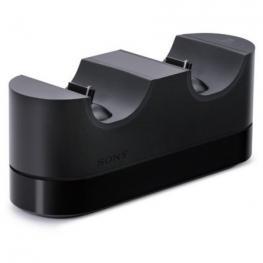 Estacion de Recarga Sony Ps4 Dualshock 4 - Permite Cargar Hasta 2 Mandos Inalámbricos Al Mismo Tiempo