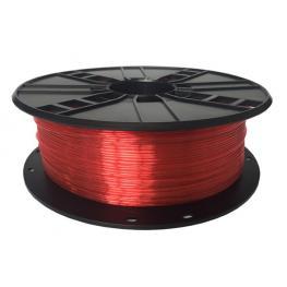 Filamento Petg Para Impresoras 3D, 1,75 Mm de Diametro, Carrete de 1Kg, Color Rojo