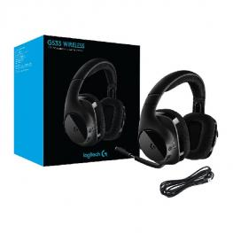 G533 Wireless Gaming Headset   Accs