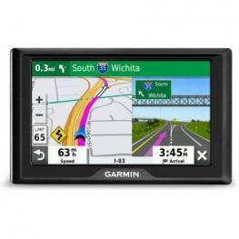 Gps Garmin Drive 52 Se Lmt-S - 5/12.7Cm Táctil - Mapas Sur Europa  - Servicio Tráfico En Directo  - Alertas Conducción - Bat. Ion Litio