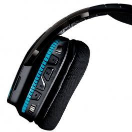 Headset Logitech Gaming Artemis G933  Wireless 7.1 P/n:981-000599
