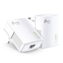 Homeplug Tp-Link Powerline 1000Mb Pa7017Kit 1P Giga Kit 2 Unidades