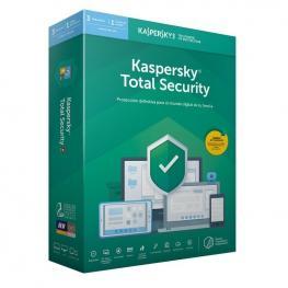 Kaspersky Total Security 2020 -  3 Usuarios 1 Año