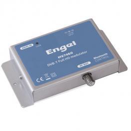 Modulador Dvbt Full Hd Engel Mv7460 Entrada Hdmi Para Emitir Por Señal Dvbt Panel de Control Por Bluetooth